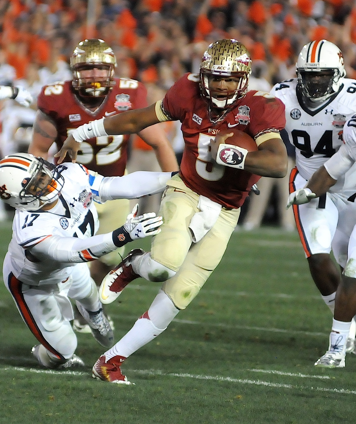 Florida State University Football quarterback
