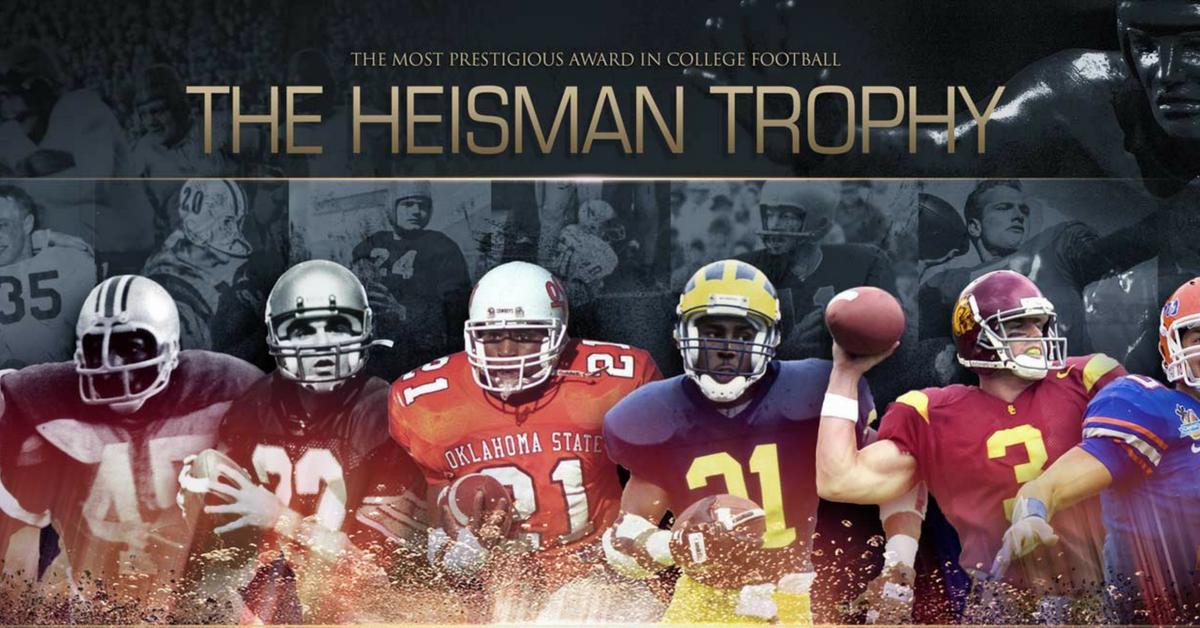 Winners Archive | Heisman
