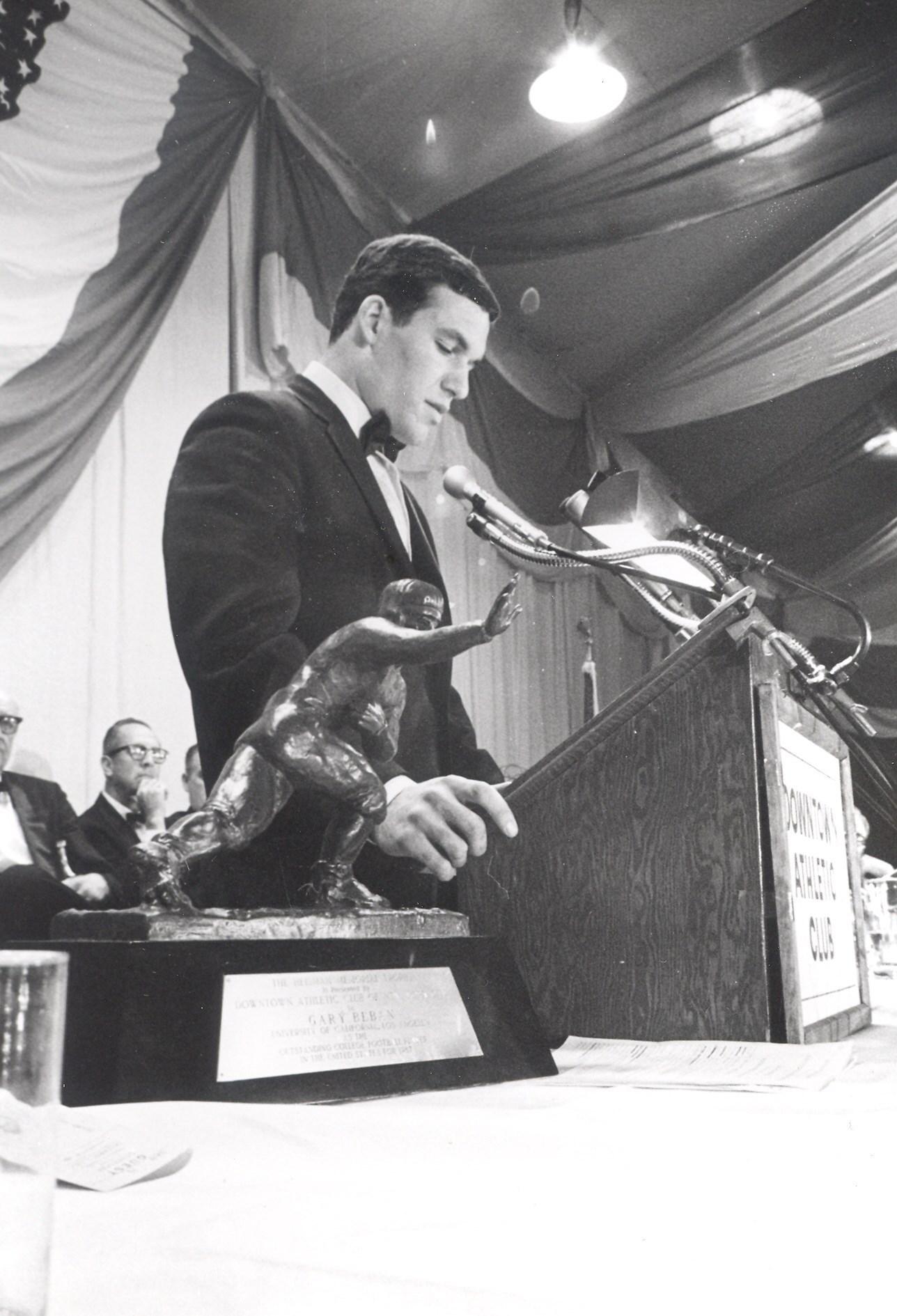 Gary Beban - Heisman Winner
