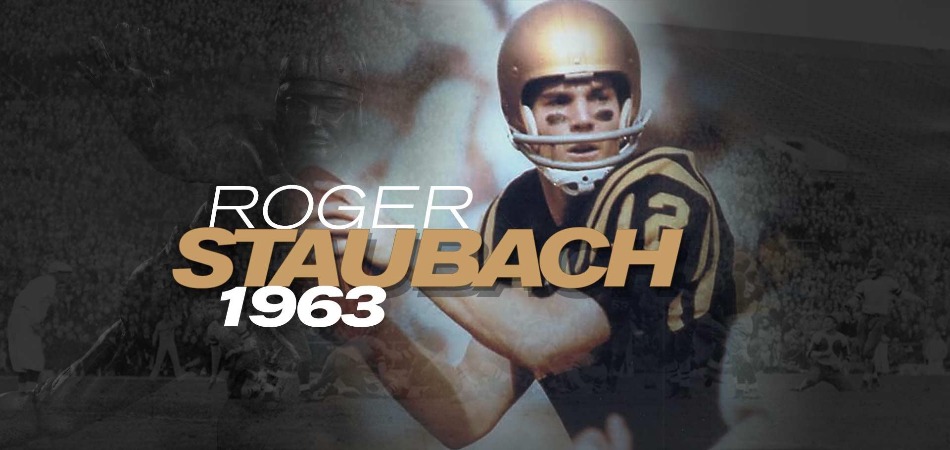 ccab81f62c2 Roger Staubach   Heisman