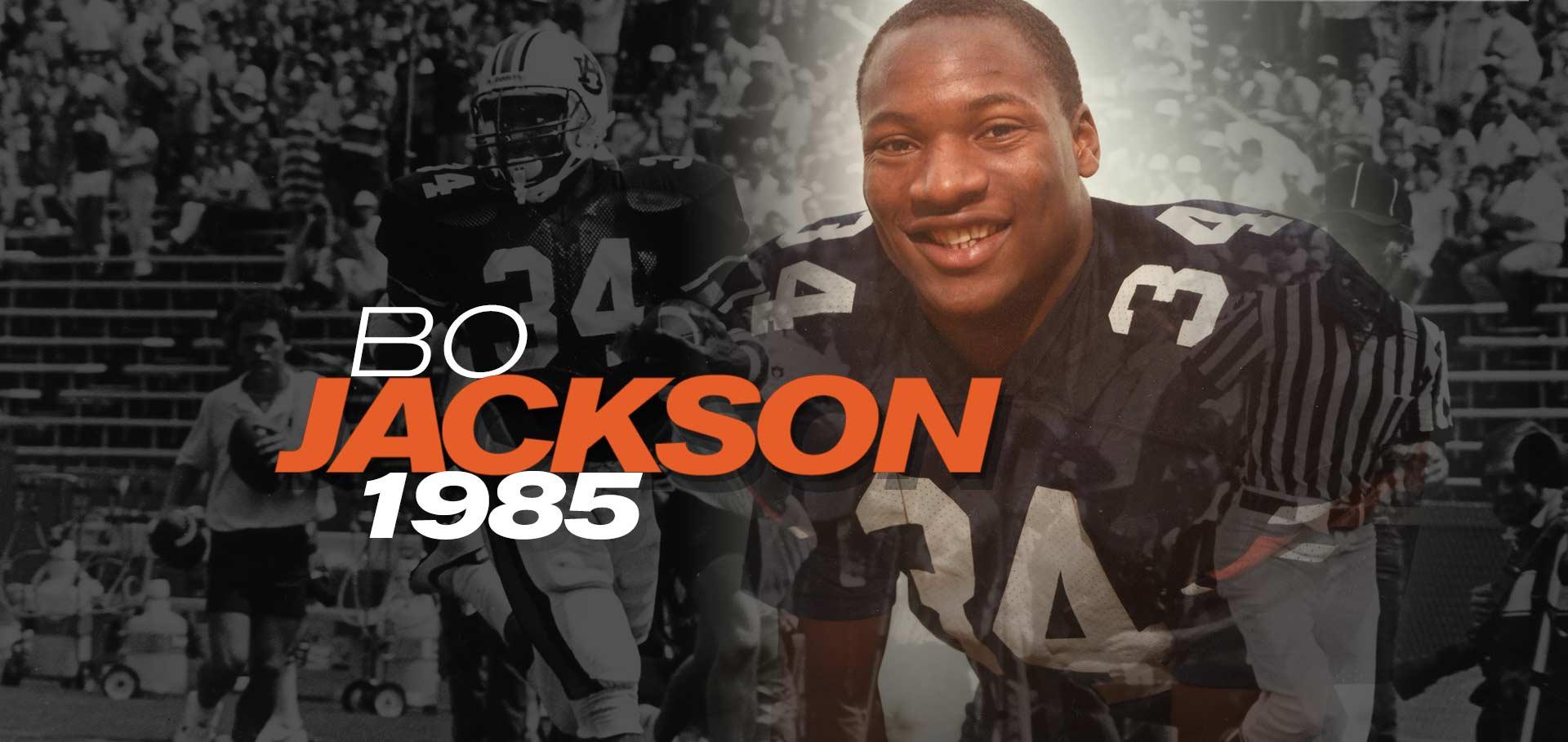 Bo Jackson Heisman