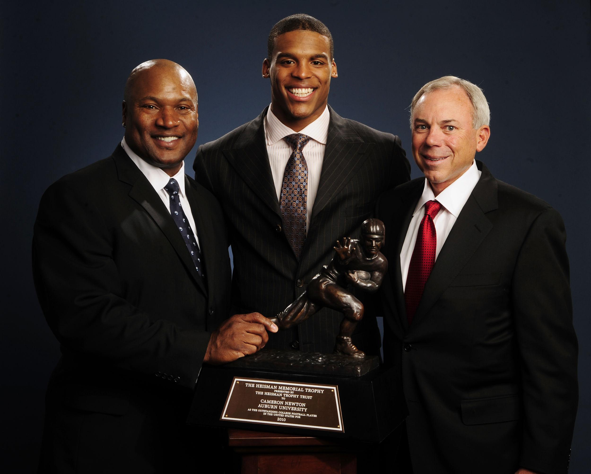 Auburn University Football Heisman Winners