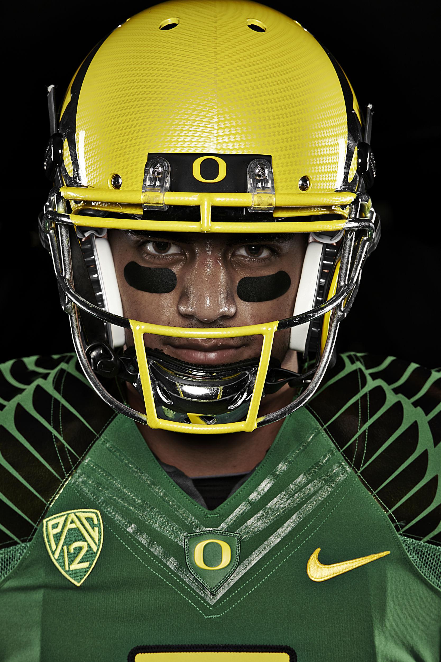 University of Oregon Football quarterback
