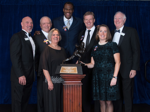 Heisman Trustees with Ernie Els and David Robinson