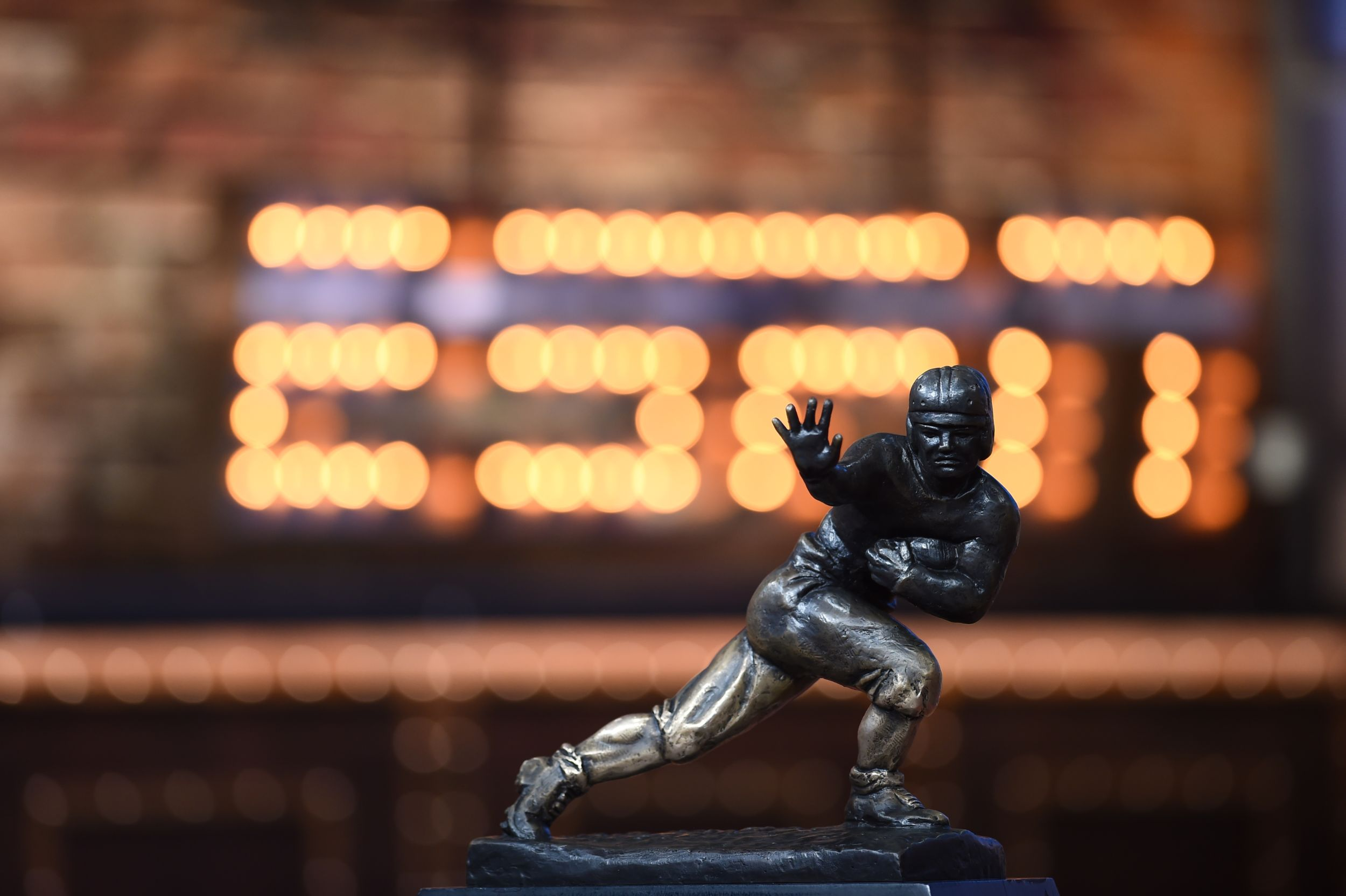 ESPN Reaches New Multi-Year Agreement with The Heisman Trust – The 86th Annual Heisman Trophy Ceremony to Air January 5