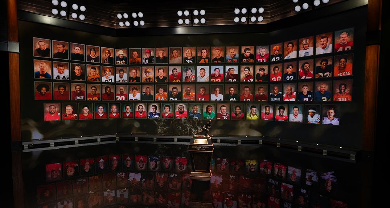 ESPN's Heisman Trophy Set