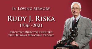 Rudy Riska Memoriam