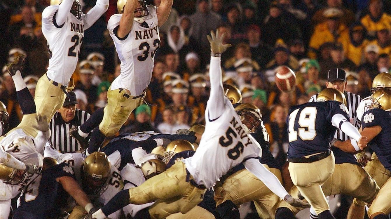 Heisman highlights: Notre Dame vs. Navy