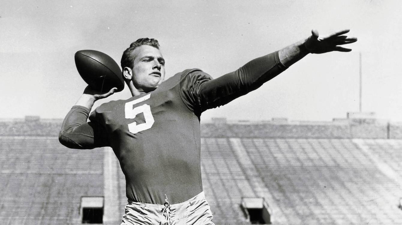 Muere Paul Hornung, histórico jugador de Green Bay, murió a los 84 años de edad