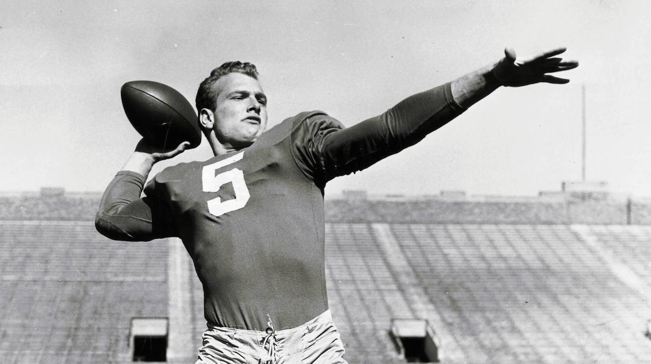 An interview with Paul Hornung