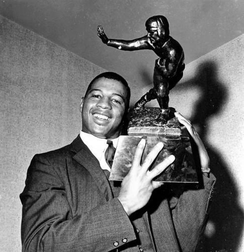 Ernie Davis - Heisman Winner 1961 - Syracuse University