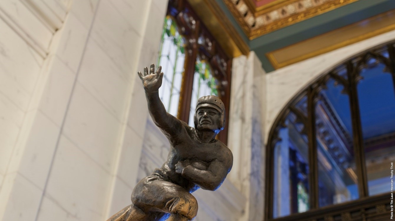 Notes on the Heisman Finalists