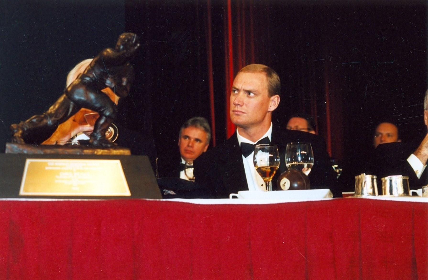 Chris Weinke Heisman winner FSU Quarterback