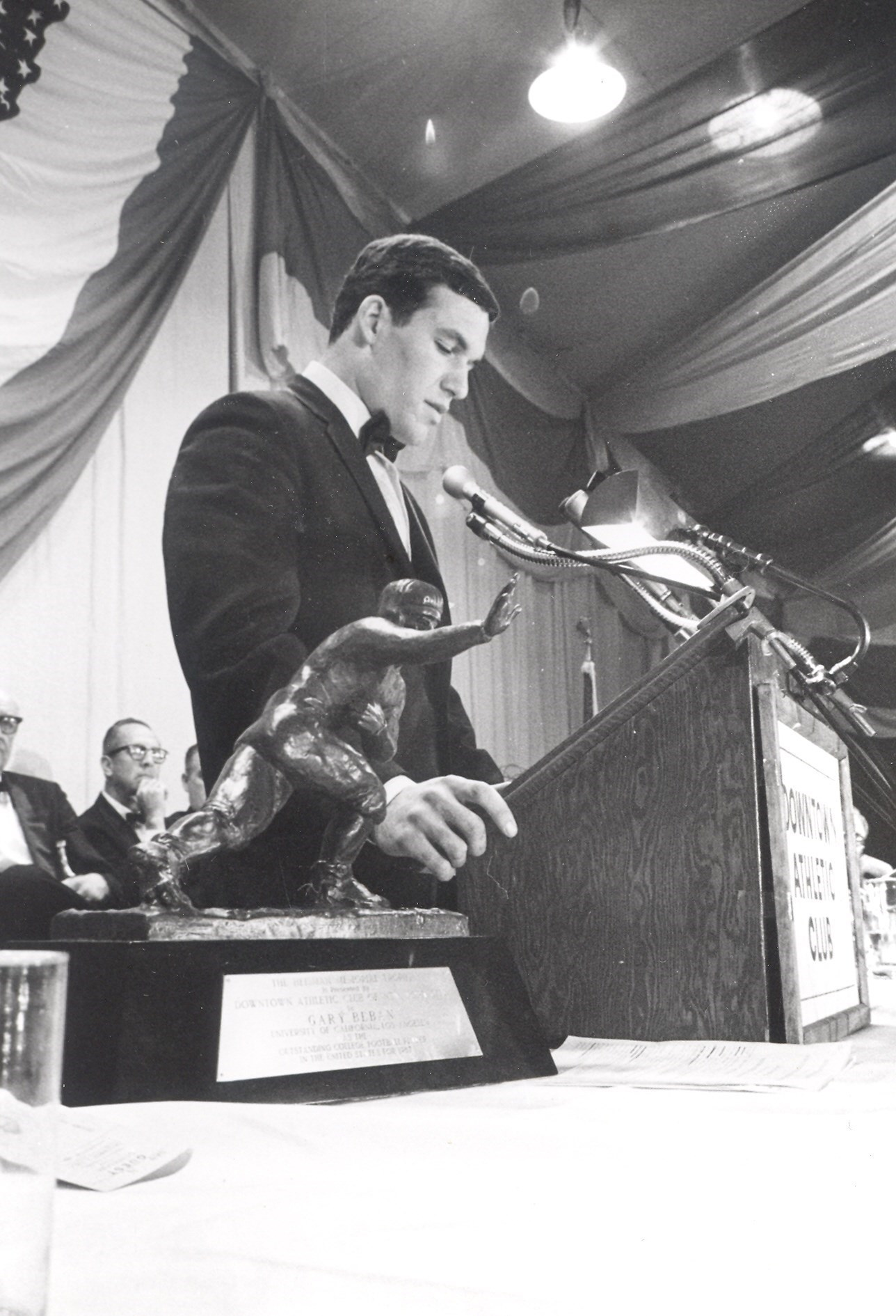 Gary Beban - Heisman Winner