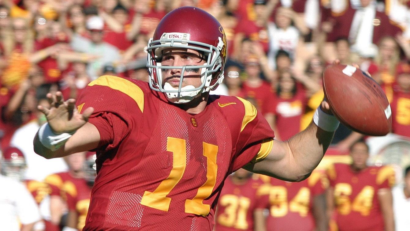 USC QB - Heisman Trophy Winner Matt Leinart