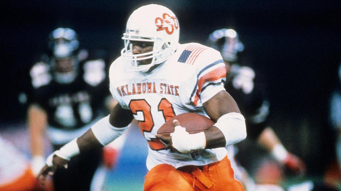 This Week in Heisman History: Barry Sanders shows he's for ...