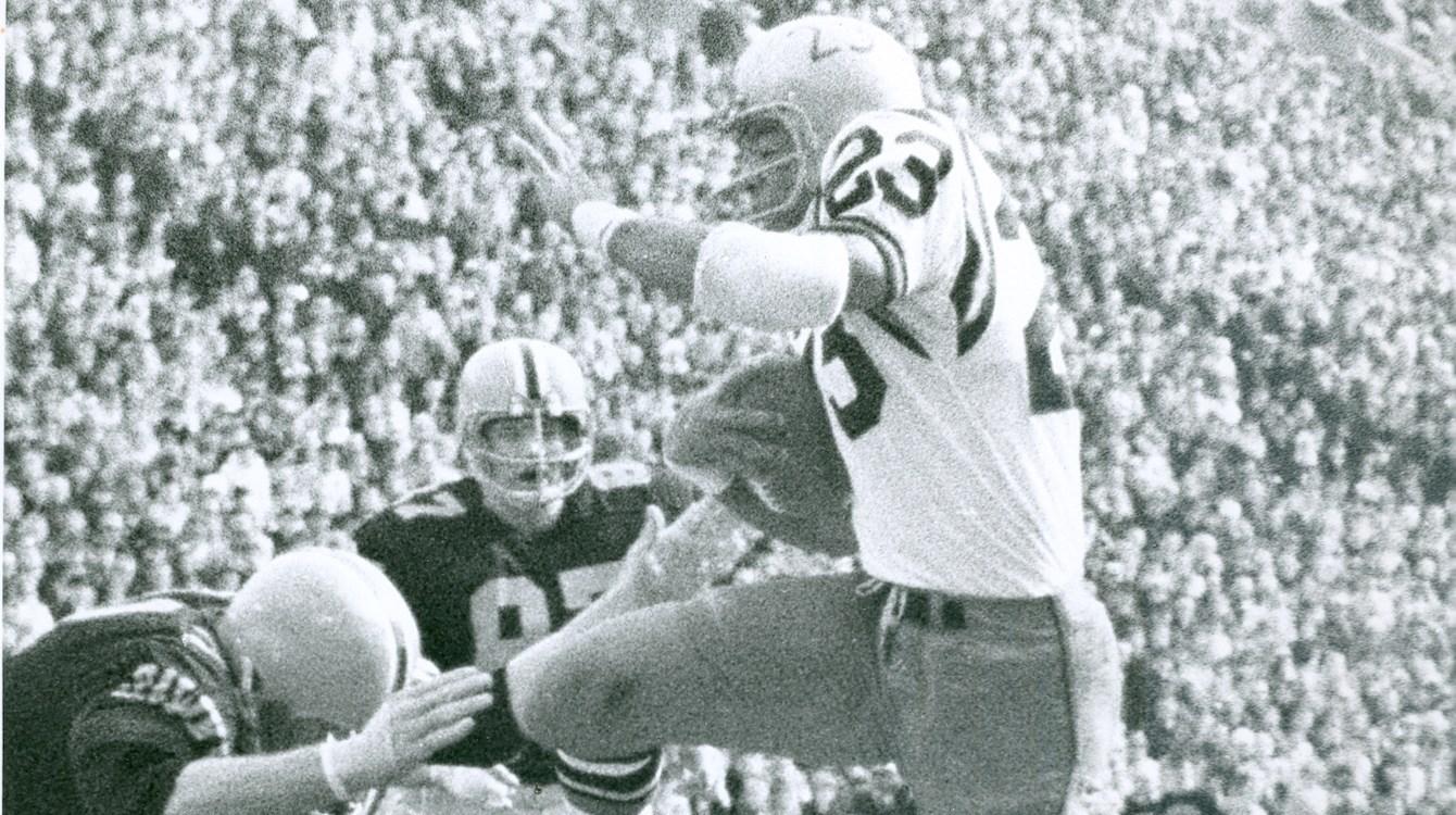 Purdue's almost-Heisman era