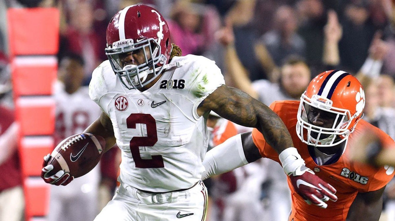 Henry joins more elite company with Bama title win