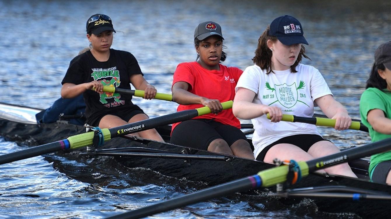 Charity Spotlight: Community Rowing