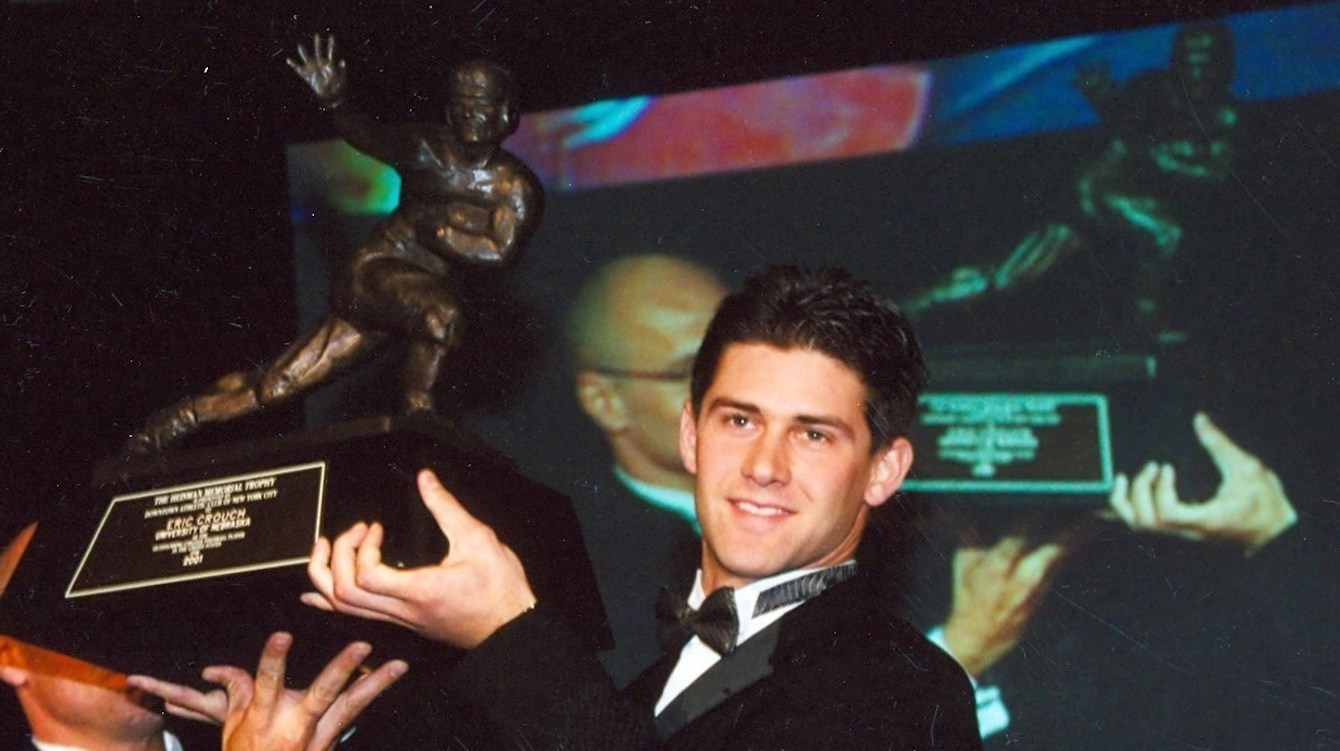 Eric Crouch - 2001 Nebraska Quarterback