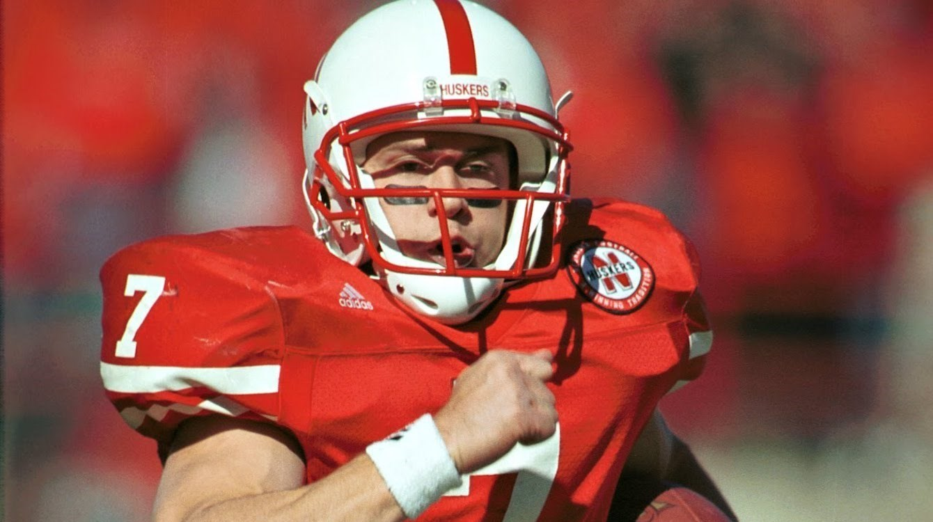 Eric Crouch Nebraska QB Heisman Winner